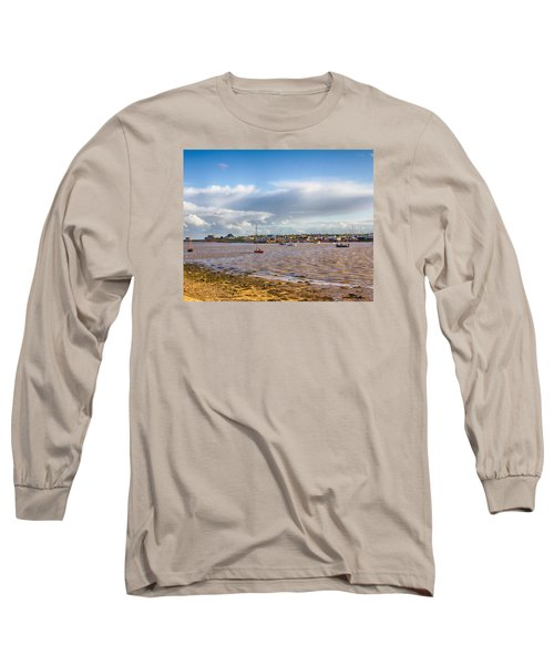 Old Felixstowe 8x10 Long Sleeve T-Shirt