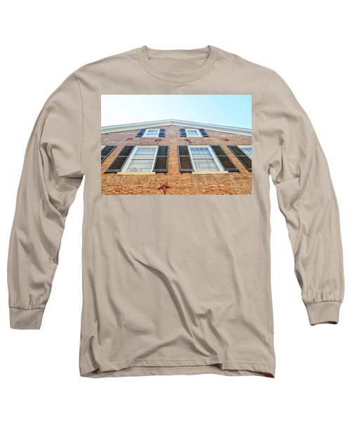 Old Hentucky Home  Long Sleeve T-Shirt