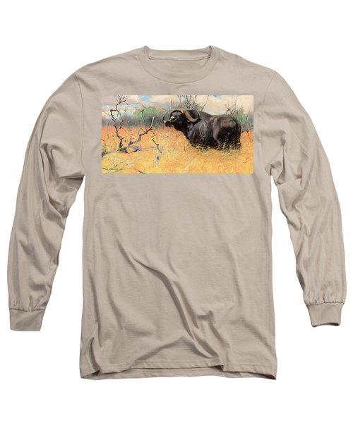 Old Loner Long Sleeve T-Shirt