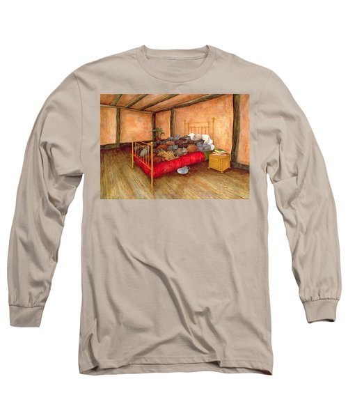 Old Mr Tombs Long Sleeve T-Shirt