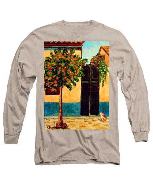 Old Neighborhood Long Sleeve T-Shirt
