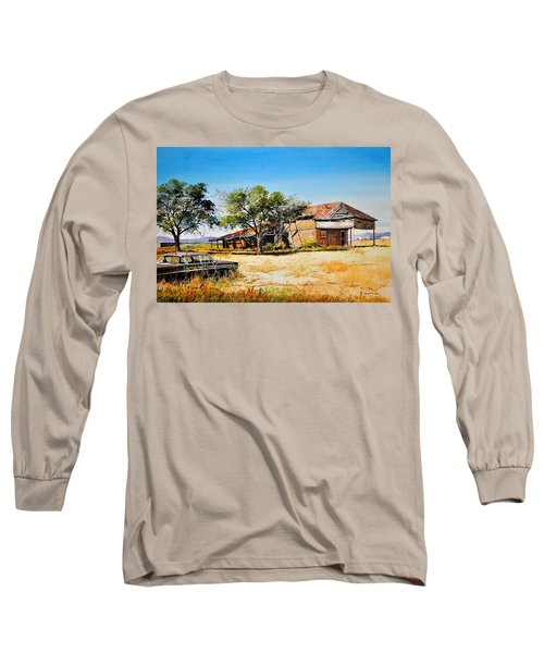 Old Route 66 Long Sleeve T-Shirt