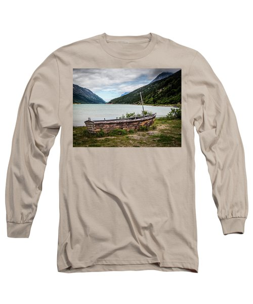 Old Sailboat Long Sleeve T-Shirt