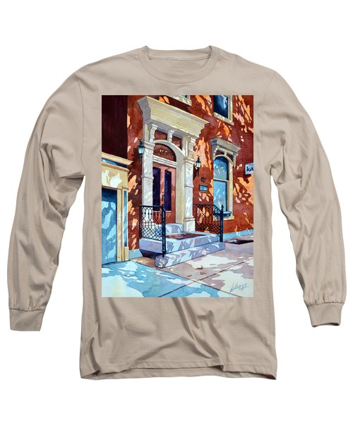 Old School Charm Long Sleeve T-Shirt