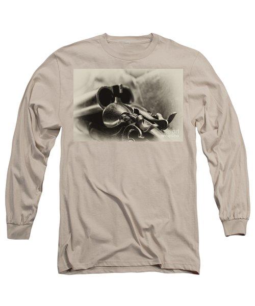 Old Shotgun Long Sleeve T-Shirt