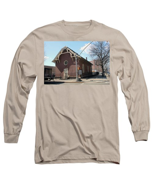 Old St. James Church  Long Sleeve T-Shirt