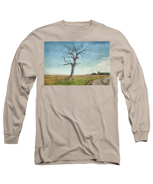Old Tree  Long Sleeve T-Shirt by Betty Pauwels