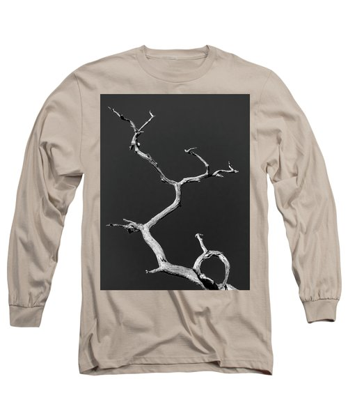 Old Wood I Long Sleeve T-Shirt