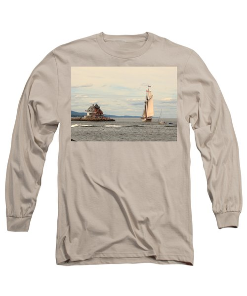 Olden Days Long Sleeve T-Shirt