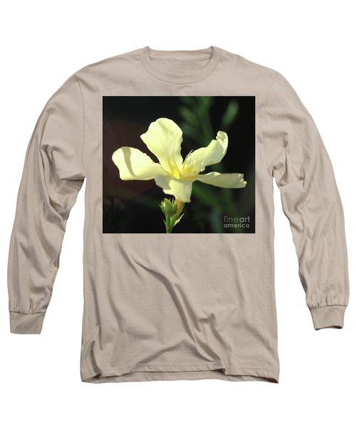 Oleander Marie Gambetta 1 Long Sleeve T-Shirt by Wilhelm Hufnagl