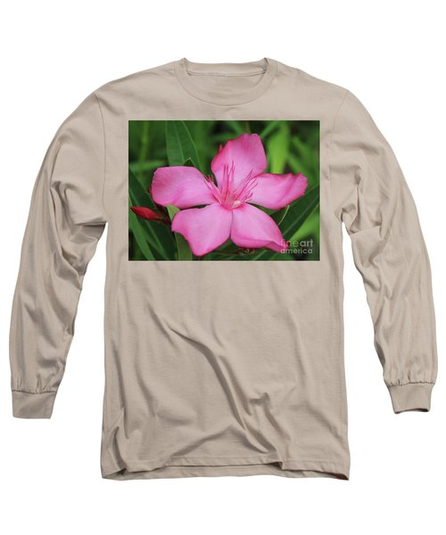 Oleander Professor Parlatore 2 Long Sleeve T-Shirt