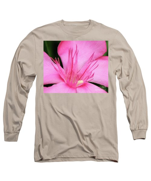 Oleander Professor Parlatore 3 Long Sleeve T-Shirt