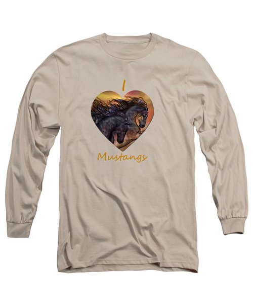On Sugar Mountain Long Sleeve T-Shirt