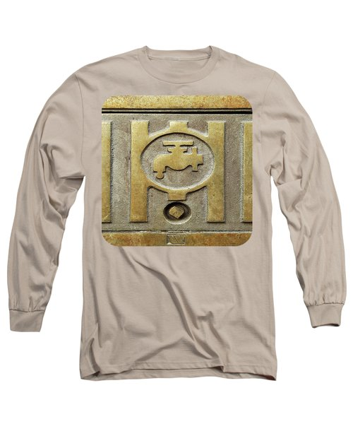 On Tap Long Sleeve T-Shirt by Ethna Gillespie