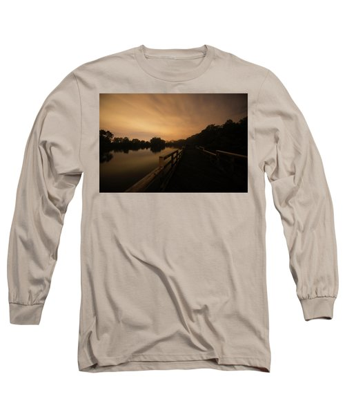 On The Pier Long Sleeve T-Shirt