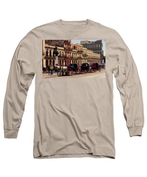 On The Prado Long Sleeve T-Shirt