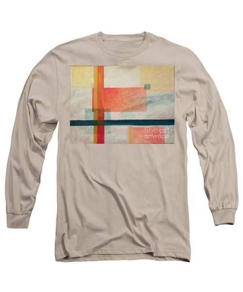 Transparencies Long Sleeve T-Shirt