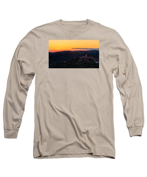 One Evening In September Long Sleeve T-Shirt