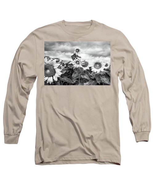 One Stands Tall Long Sleeve T-Shirt by Jim Rossol