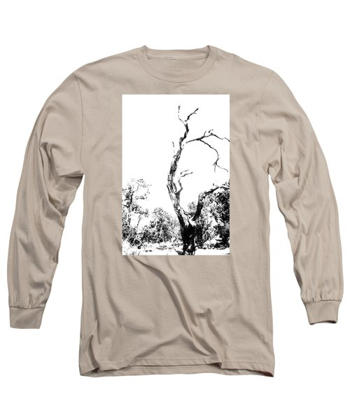 One Tree - 0192 Long Sleeve T-Shirt by G L Sarti