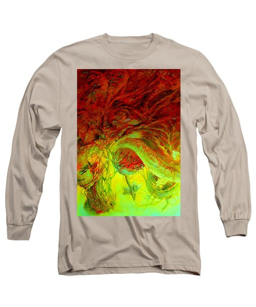 Oniristic Space Long Sleeve T-Shirt