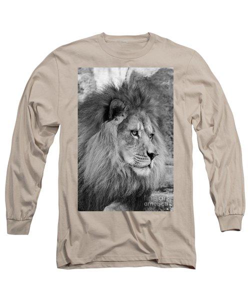 Onyo #13 Black And White Long Sleeve T-Shirt