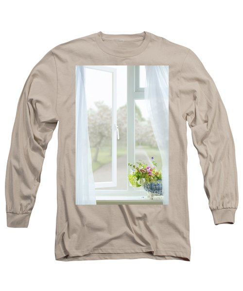 Open Country Window Long Sleeve T-Shirt