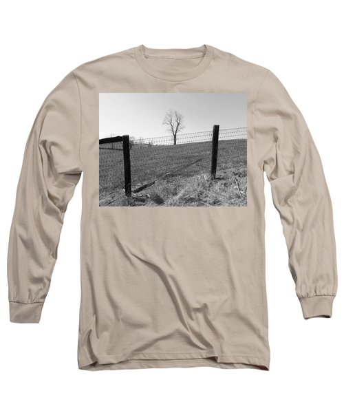 Open Land Long Sleeve T-Shirt