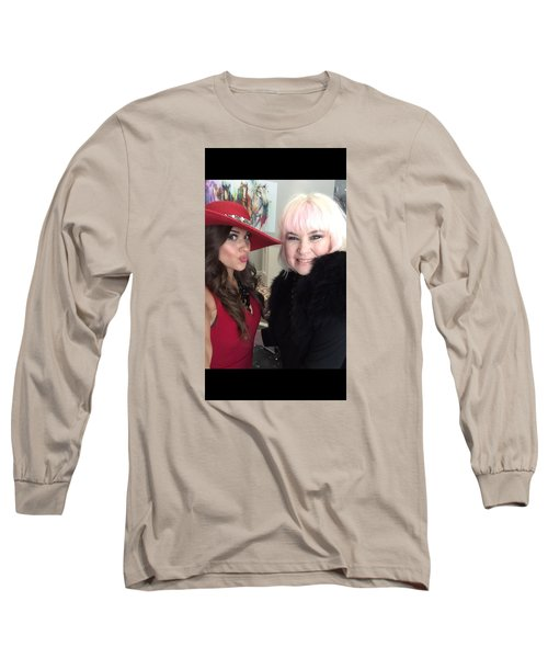 Opening Day Long Sleeve T-Shirt by Heather Roddy