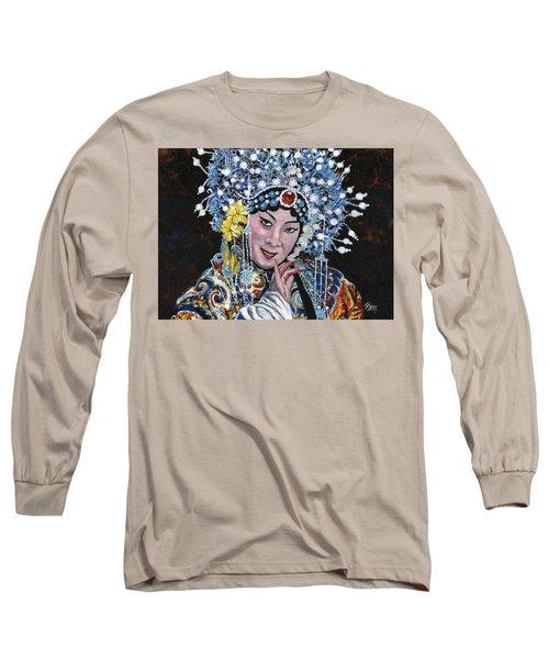 Opera Singer Long Sleeve T-Shirt