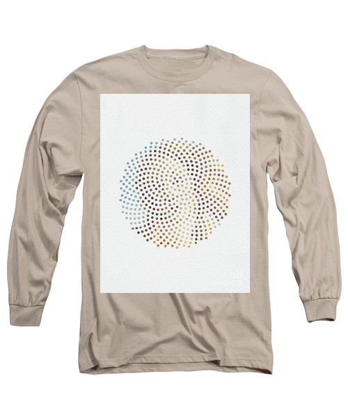 Long Sleeve T-Shirt featuring the digital art Optical Illusions - Famous Work Of Art 2 by Klara Acel