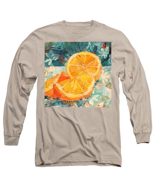 Orange You Glad? Long Sleeve T-Shirt