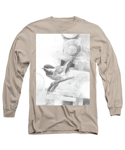 Orbit No. 2 Long Sleeve T-Shirt