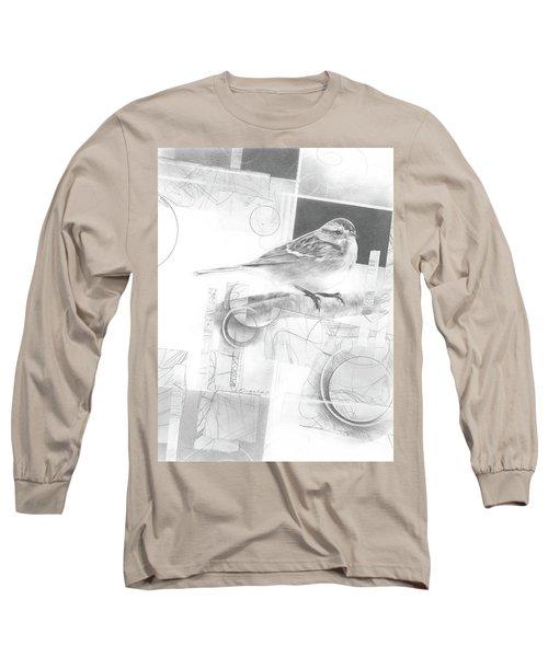 Orbit No. 1 Long Sleeve T-Shirt