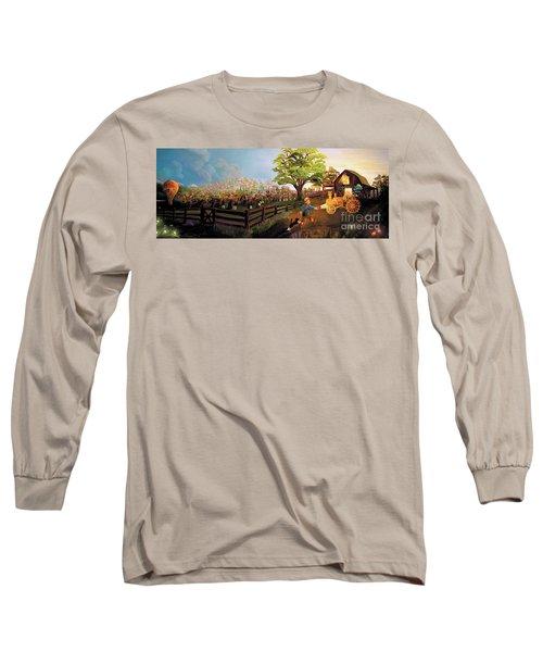 Orchard And Barn Long Sleeve T-Shirt