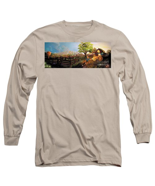 Orchard And Barn Long Sleeve T-Shirt