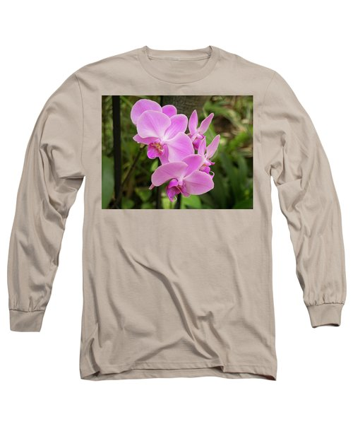 Orchid #6 Long Sleeve T-Shirt