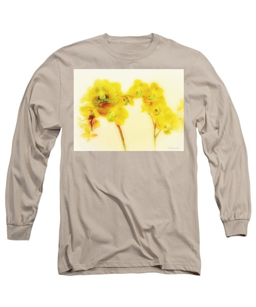 Orchid Collection 'summer' Long Sleeve T-Shirt