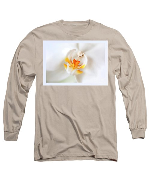 Orchid Detail Long Sleeve T-Shirt