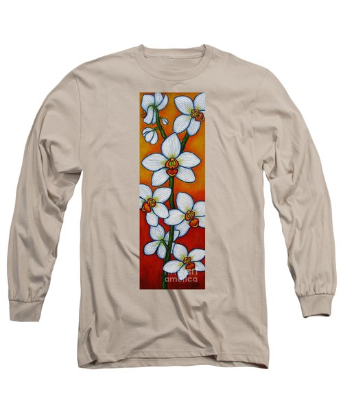 Orchid Oasis Long Sleeve T-Shirt