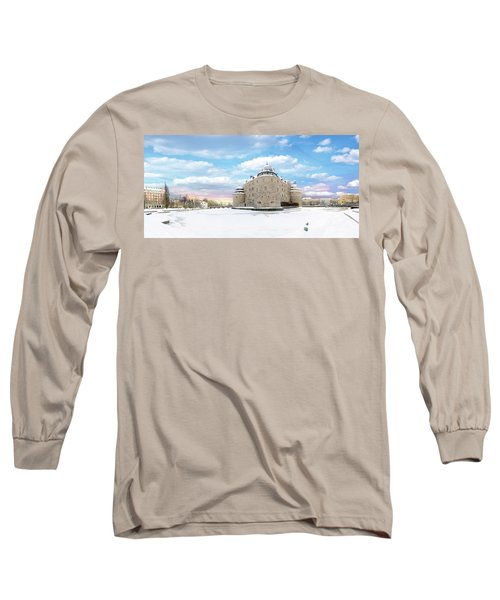 Orebro Castle Long Sleeve T-Shirt