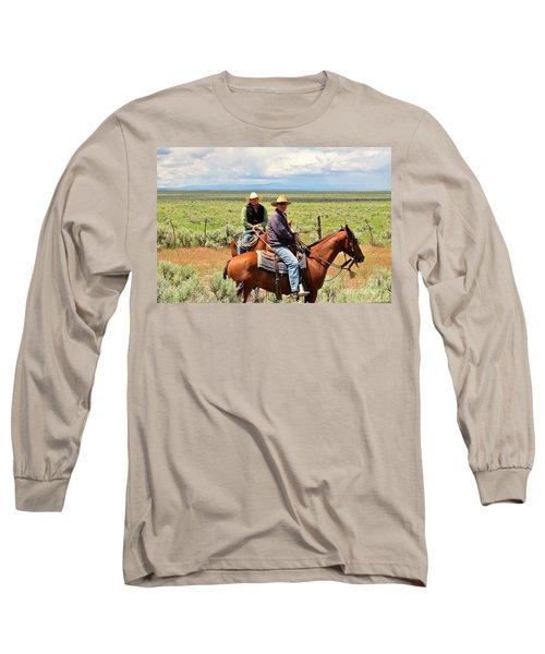 Oregon Cowboys Long Sleeve T-Shirt
