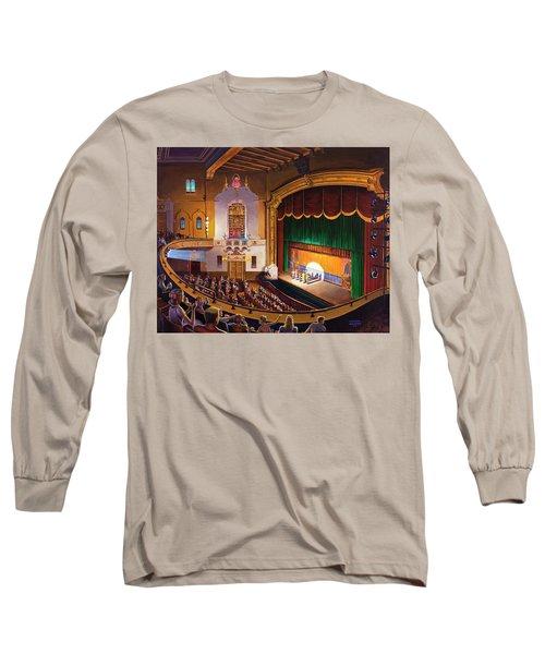 Organ Club - Jefferson Long Sleeve T-Shirt