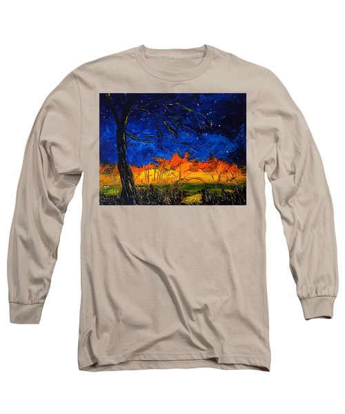 Orion                     14.2.13.2018 Long Sleeve T-Shirt