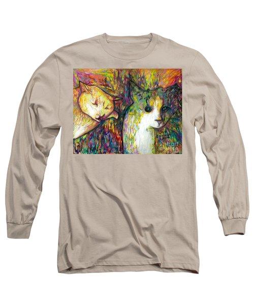Oscar And Coco Long Sleeve T-Shirt