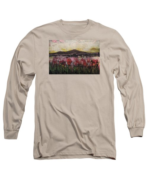 Other World 3 Long Sleeve T-Shirt by Ron Richard Baviello