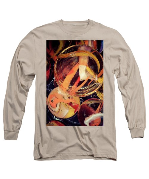 Other Worlds II Long Sleeve T-Shirt by Shelly Stallings
