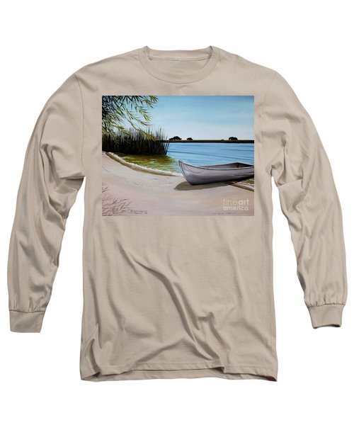 Our Beach Long Sleeve T-Shirt