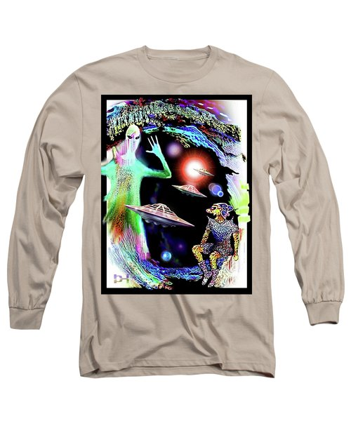 Our Fellow Space Citizens Long Sleeve T-Shirt