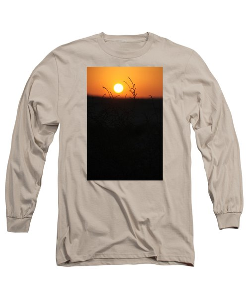 Long Sleeve T-Shirt featuring the photograph Our Growth by Jez C Self
